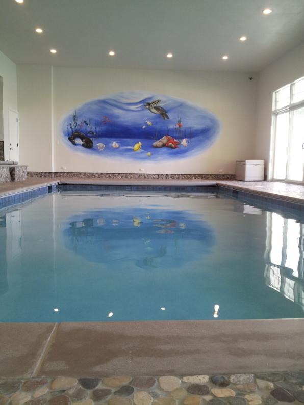 Indoor Pool Builder Barrington IL Northshore Chicago