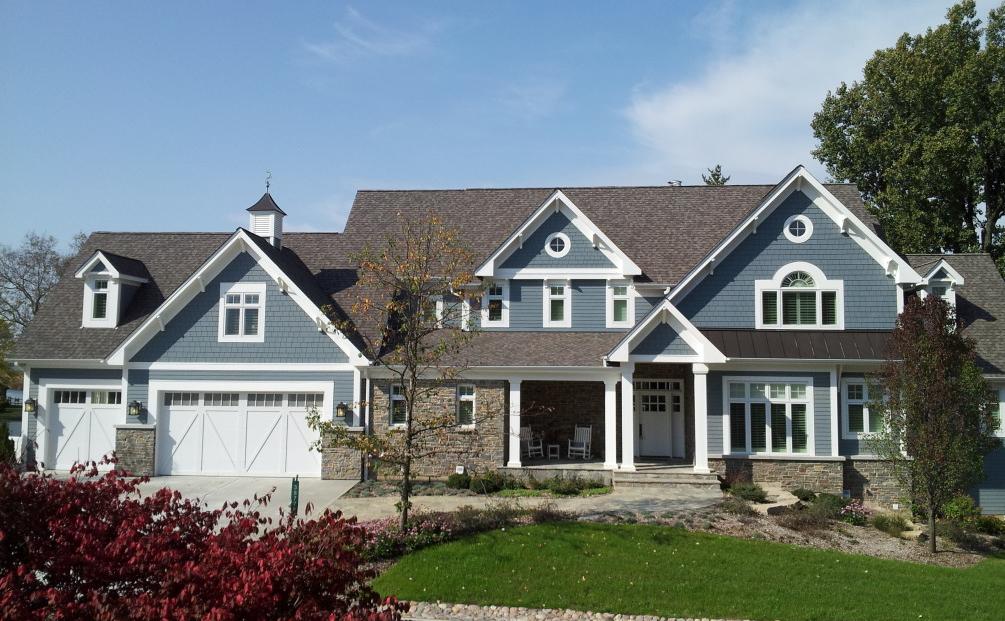 Farmhouse Design Barrington IL Home Builder