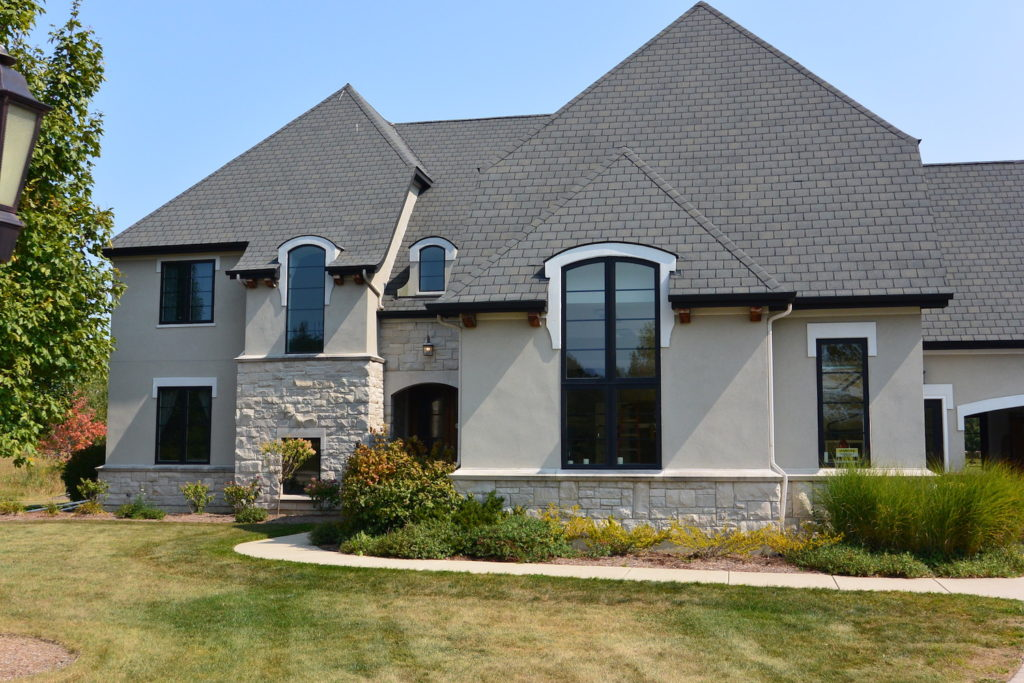 Custom Built Home Village of Lakewood IL