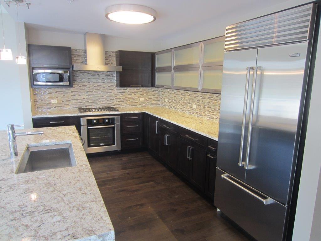 Kitchen Remodel Hinsdale IL Condominium
