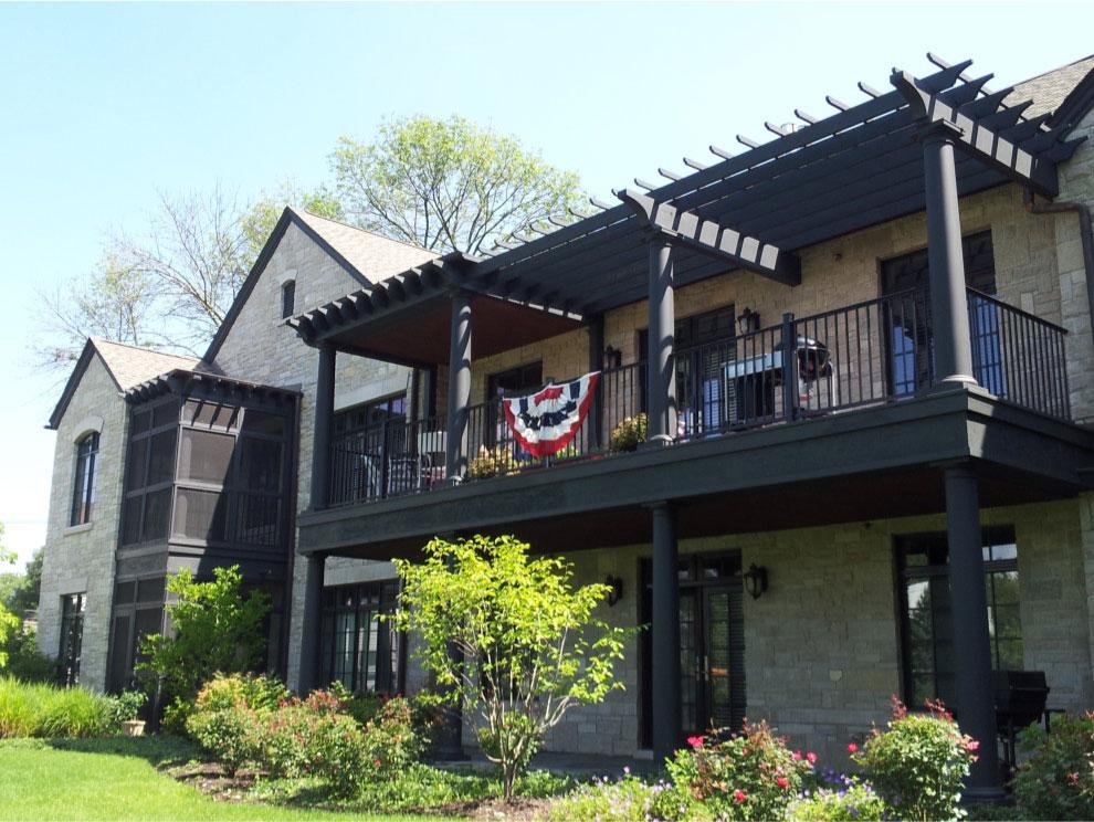 Balcony Home Builder North Shore Chicago
